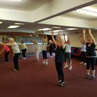 Keep Fit (over 50s)